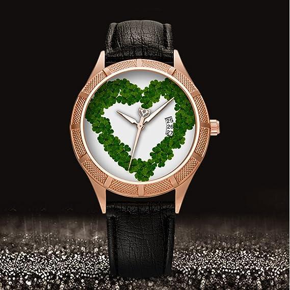 Reloj de pulsera dorado, calendario, fecha, delgado, clásico, casual, con