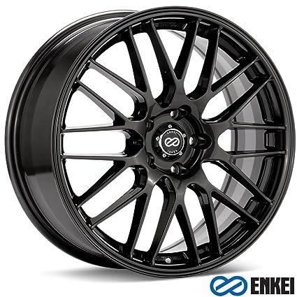 18 Inch Rims And Tires >> Amazon Com Enkei Ekm3 18 Inch Rim X 8 5x4 75 Offset