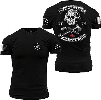 Grunt Style DRRC - Men's T-Shirt Black