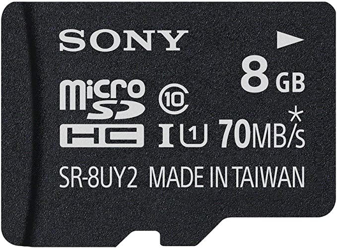 Sony 32gb microSDHC Memory Card (SR32UY2A/TQ)