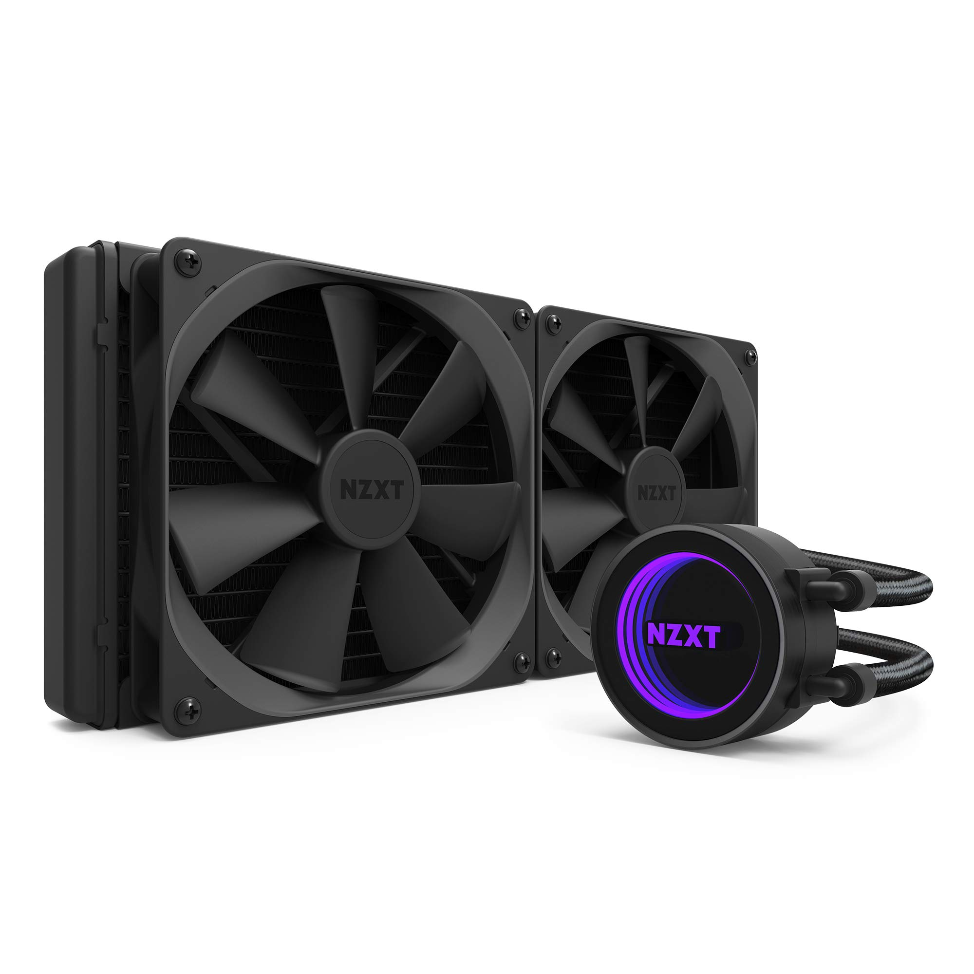 NZXT Kraken X62 (280mm) All-in-One Water Cooling Unit with AM4 Bracket by NZXT