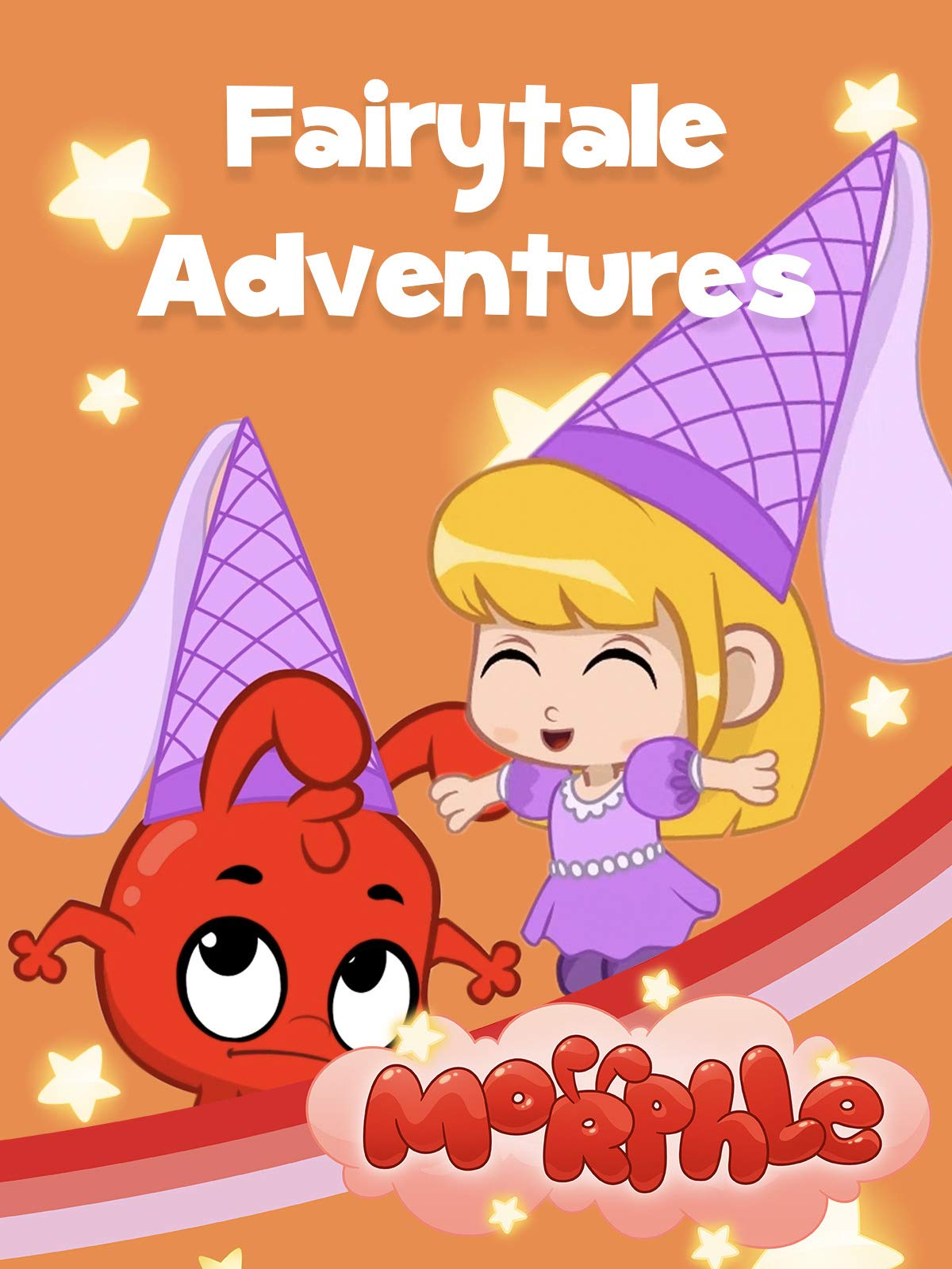 Morphle - Fairytale Adventures & More Cartoons for Kids