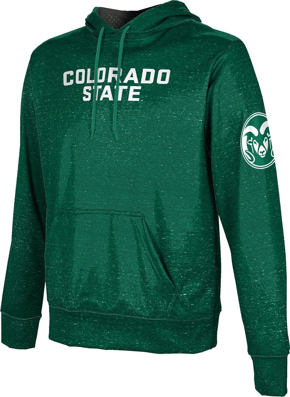 ProSphere Colorado State University Mens Pullover Hoodie Heathered School Spirit Sweatshirt
