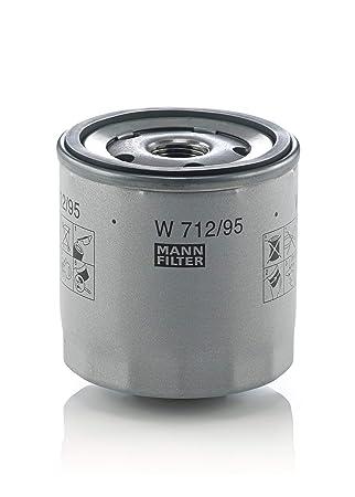 Mann Filter W 712/95 Filtro de Aceite