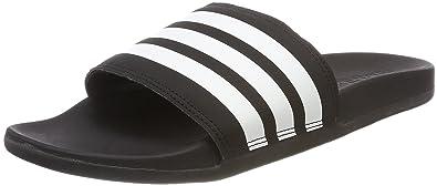 official photos 12b31 da904 adidas Womens Adilette Comfort Water Shoes, Multicolor ftwwhtcblack  Ap9966 ...