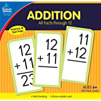 Image for Carson Dellosa | Addition Flash Cards | All Facts through 12, 169ct