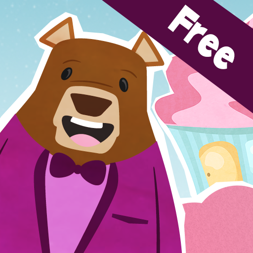Mr. Bear Candy World - Join the Sweet Candy Fun, Ice, Lollipops and much (Count Lollipops)