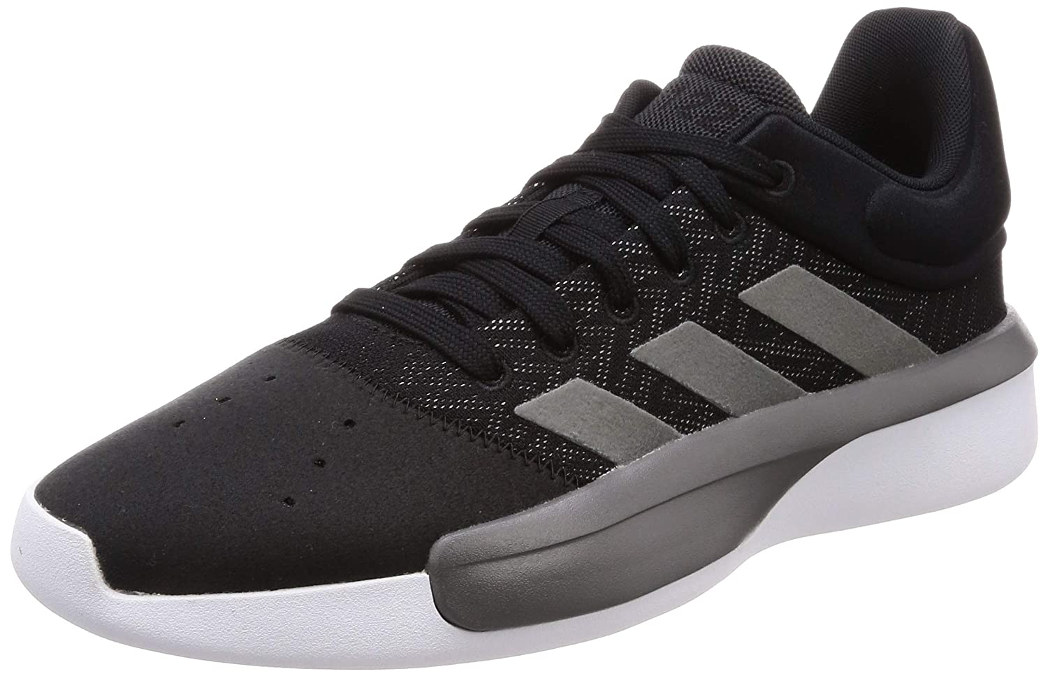 the latest 78663 6a6f6 adidas Pro Adversary Low 2019, Chaussures de Basketball Homme Homme Homme  48 EUNoir