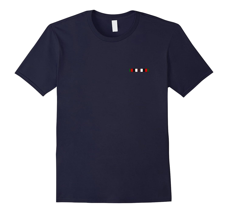 Afghanistan Veteran Shirt  Combat Veteran Shirts-TD