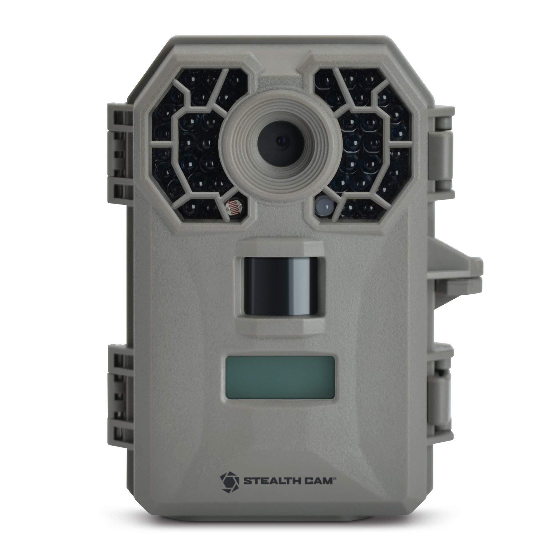 Stealth Cam G42 No-Glo Trail Game Camera STC-G42NG (Gray)