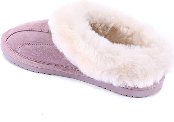 L.A.M.B. Women Slippers Warm Non-Slip