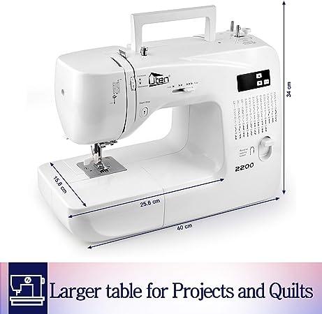 Máquina de Coser Portatil Electrica 60 Puntadas maquina coser ...
