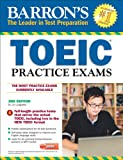 TOEIC Practice Exams with MP3 CD (Barron's Toeic Practice Exams)