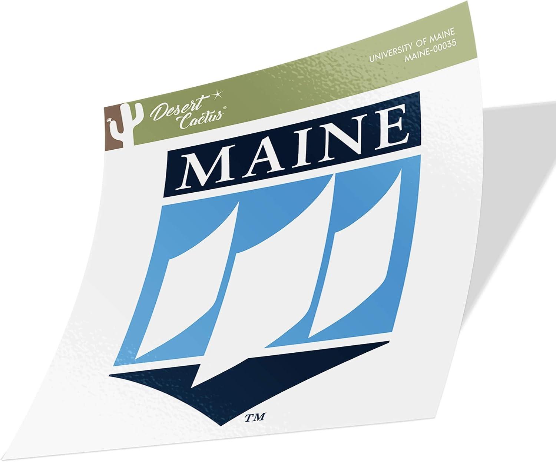 University of Maine UMaine Black Bears NCAA Vinyl Decal Laptop Water Bottle Car Scrapbook (Sticker - 00035)