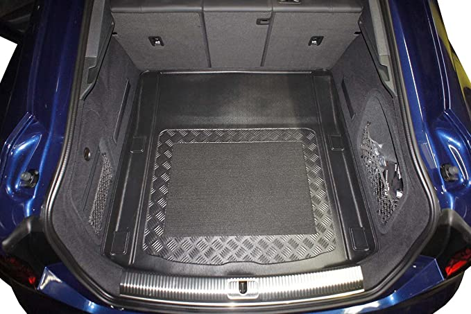 F5 MTM Boot Liner A5 Sportback from 10.2016- 7232 Tailored Trunk Mat with Antislip cod