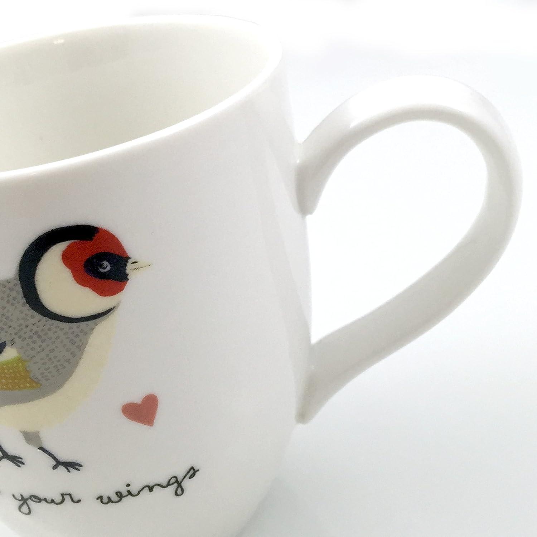 Mug and Coaster by Inky Penguin Papa/'s Caravan Mug