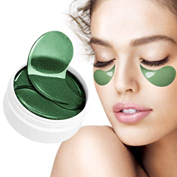 Amazon.com: Lintec - Máscaras de colágeno para ojos ...