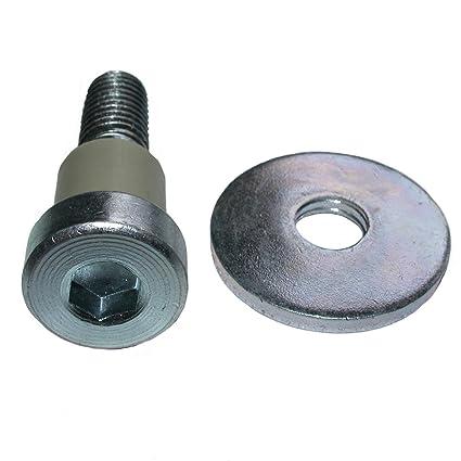 Needa Parts 384202 1/2u0026quot; Door Striker Bolt  sc 1 st  Amazon.com & Amazon.com: Needa Parts 384202 1/2