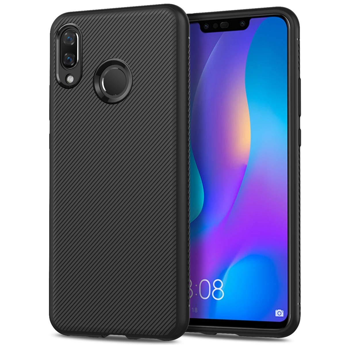 low priced 5c72e cebfd REALIKE Redmi Note 7S / Redmi Note 7 Pro Back Cover, Flexible Texture  Pattern Back Case for Redmi Note 7S / Redmi Note 7 / Note 7 Pro