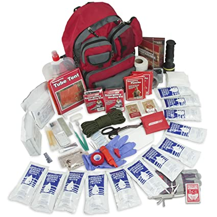 Family Prep Survival Kit by Emergency Zone