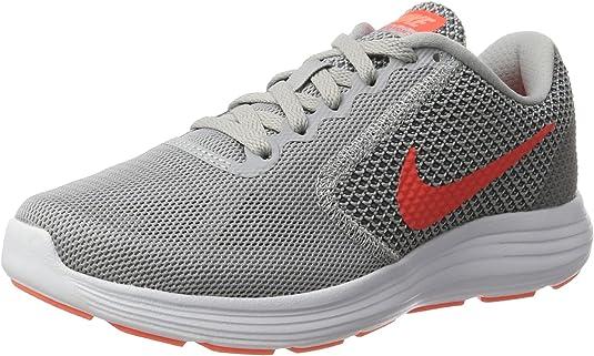 Nike 819302-002, Zapatillas de Trail Running para Mujer, Gris (Wolf Grey/Hyper Orange-Cool Grey), 42 EU: Nike: Amazon.es: Zapatos y complementos