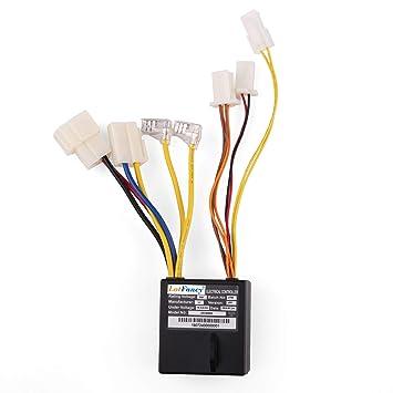 LotFancy Controlador 24V con 7 Conectores para Razor Núcleo ...