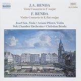 Benda - Concerto pour Alto en fa majeur