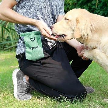 awhao-123 Bolsa para tratar perros Bolsa de entrenamiento ...