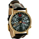 The Unemployed Philosophers Guild Steamship Telegraph Unisex Analog Watch
