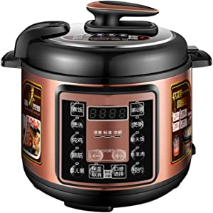 Power Pressure Cooker 5L Electric Pressure, Slow, Rice Cooker, Steamer & More, 9 One-Touch Programs, Stainless