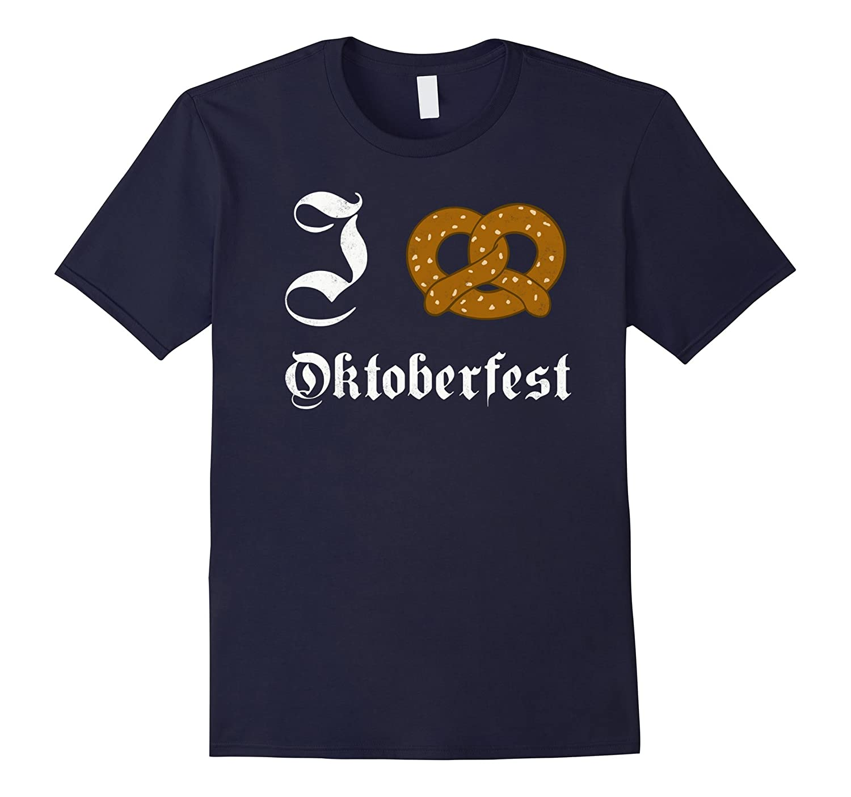 Drinking Team Shirt for Oktoberfest 2017 I Love Oktoberfest-T-Shirt