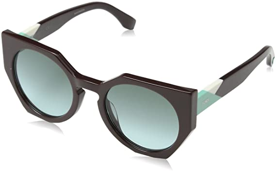 96fc8f77b919 Amazon.com  Fendi Womens Women s Ff0151 S 51Mm Sunglasses  Clothing