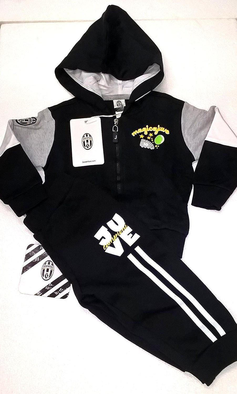 TUTA ADIDAS JUVE Pes Suit Y Juventus bimbo adulto felpa