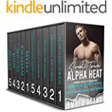 Small Town Alpha Heat: A Romance Super Collection Including Heroes of Hope County & The Swanford Coast Series (Alpha Man…