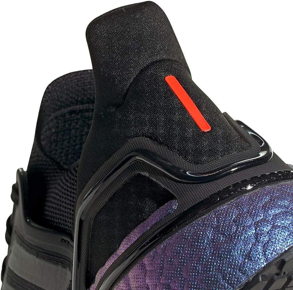 adidas Ultraboost 20 Chaussure de Course pour Running et Jogging sur Route ou Chauss/ée L/ég/ère avec Soutien Neutre pour Homme Noir Violet