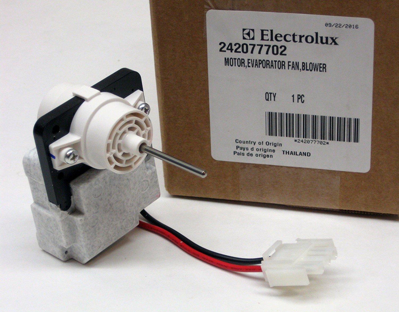 Frigidaire 242077702 Evaporator Fan Motor