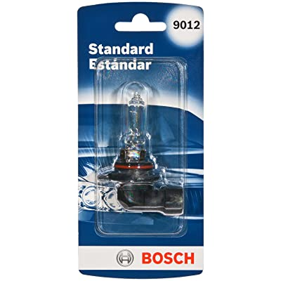 Bosch 9012 Standard Halogen Capsule, Pack of 1: Automotive