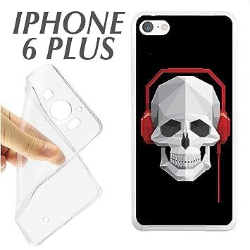 carcasa cascos iphone