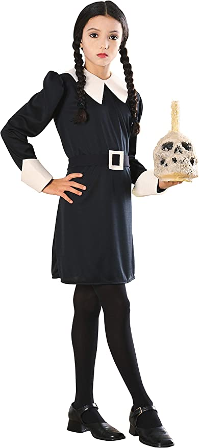 Brand New Uncle Fester Addams Family Child Costume