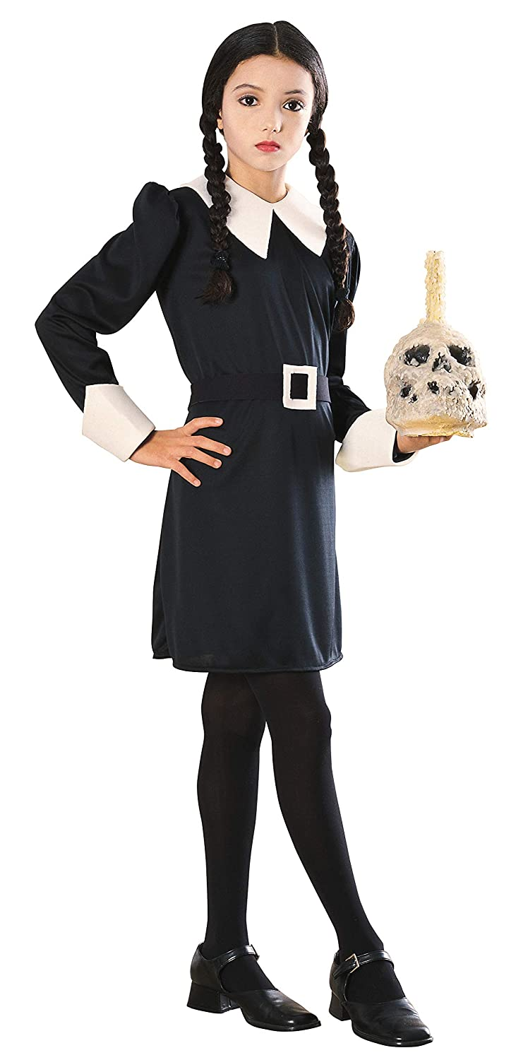Addams Family Child S Wednesday Addams Costume Large