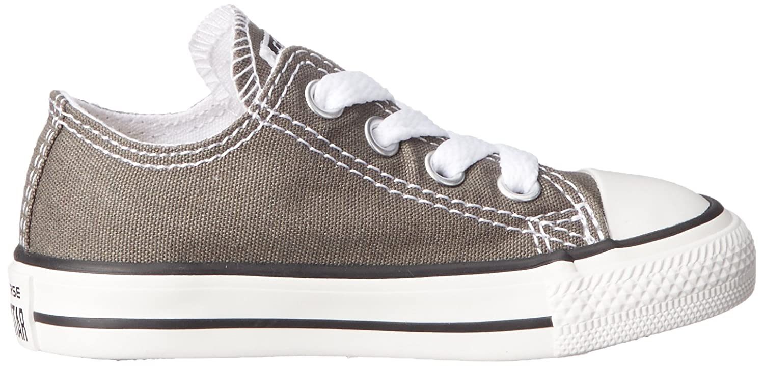 Converse Kids Chuck Taylor All Star Canvas Low Top Sneaker Converse Kids/' Chuck Taylor All Star Canvas Low Top Sneaker CONV-3J236