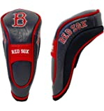Team Golf MLB Hybrid Golf Club Headcover, Hook-and-Loop Closure, Velour lined for Extra Club Protection