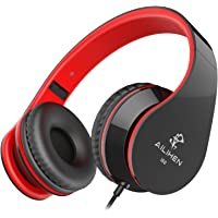 Ailihen I60 On-Ear Headphones with Built-in Microphone