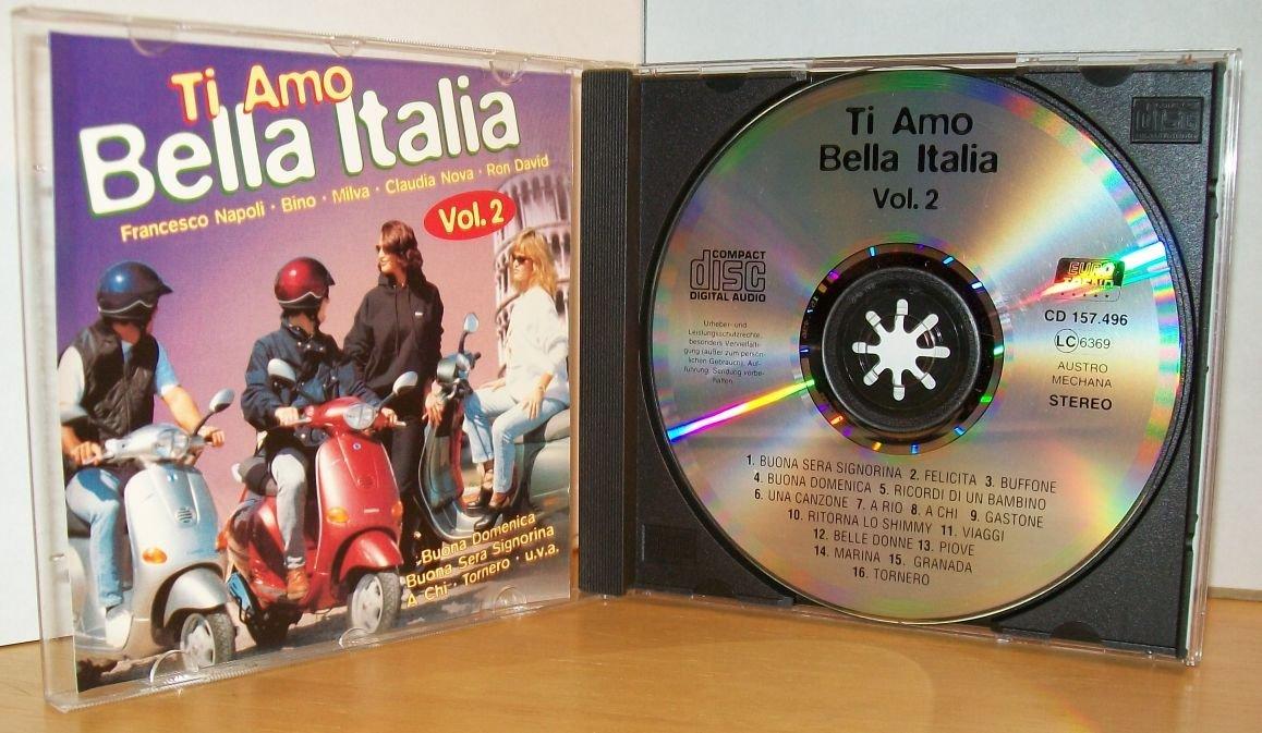 Ti Amo Italia Vol 3