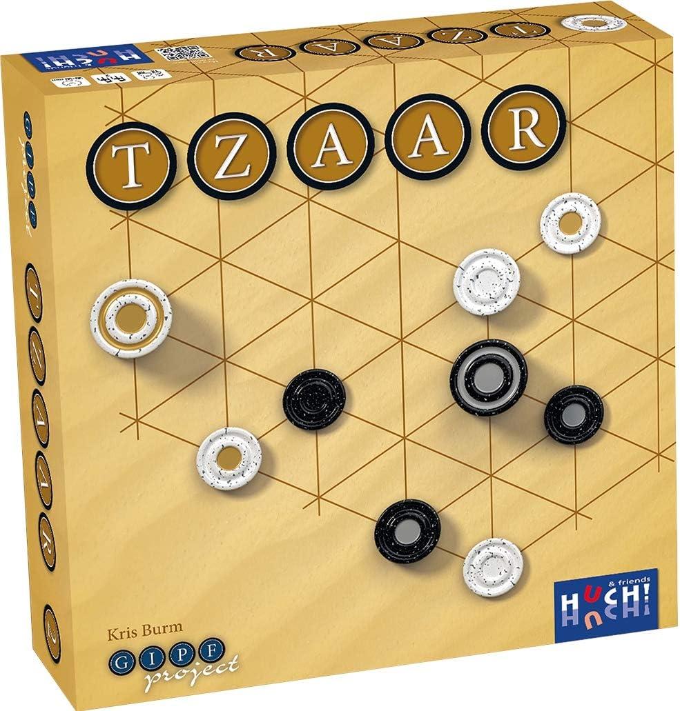 Huch & Friends 879530 – tzaar, Familias Estrategia Juegos: Amazon.es: Juguetes y juegos