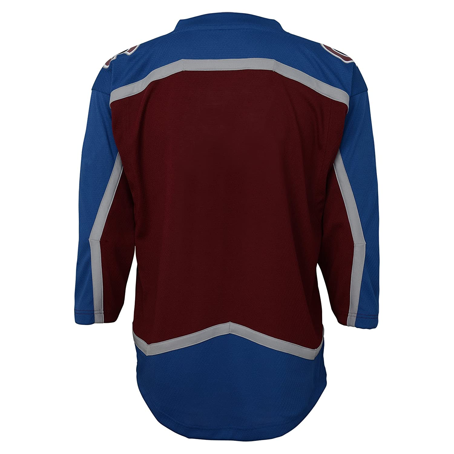 Kids One Size Burgundy Outerstuff NHL NHL Colorado Avalanche Kids /& Youth Boys Replica Jersey-Home