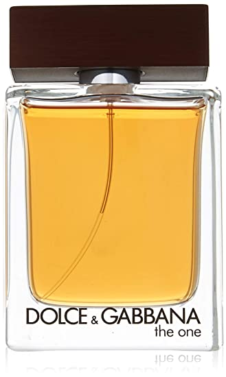 b44862bc4f84 Image Unavailable. Image not available for. Color  Dolce   Gabbana The One  Eau de Toilette Spray for Men ...