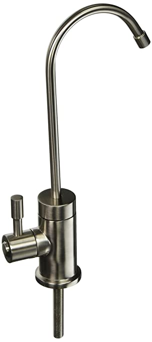 Mountain Plumbing 630NLBRN Point Of Use Drinking Faucet, Brushed ...