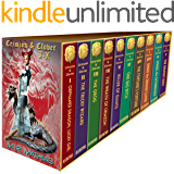 Crimzon and Clover I-X: The Crimzon and Clover Short Story Collection