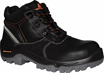 Delta Plus Pheonix Non Metal Safety Work Boots Black Lightweight 3 12 Composite B01L98Z3LC